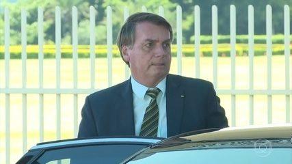 Depois de anunciar sanção, Bolsonaro diz que ainda espera MP para oficializar auxílio