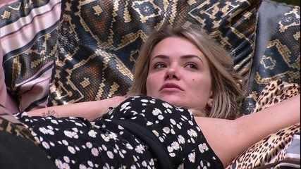Marcela conta para Ivy: 'Nunca imaginei que fosse sentir tanta saudade do Daniel'