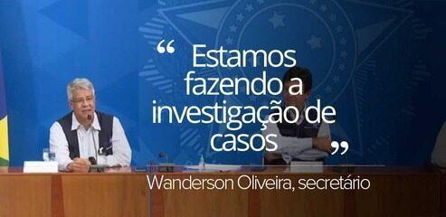 Primeiro caso de coronavírus identificado no Brasil é do fim de janeiro, diz secretário
