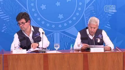 DF tem maior incidência de casos de Covid-19 por habitante do país, diz Ministro da Saúde