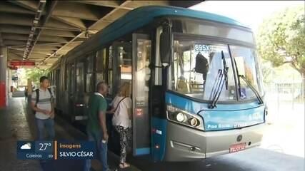 SPTrans coloca mais 401 ônibus pra circular. 47% da frota está rodando