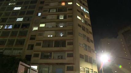Panelaço Rua da Bahia, Centro de BH