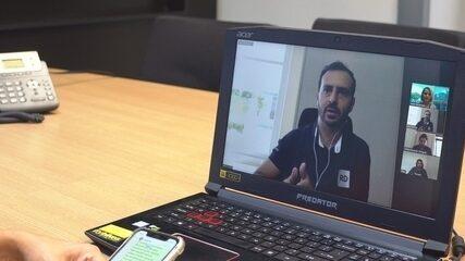 Tech SC conversa com representantes de empresas de tecnologia que são referência