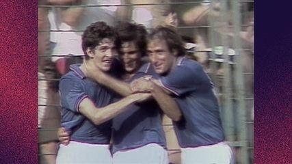 Melhores momentos de Brasil 2 x 3 Itália pela Copa do Mundo de 1982