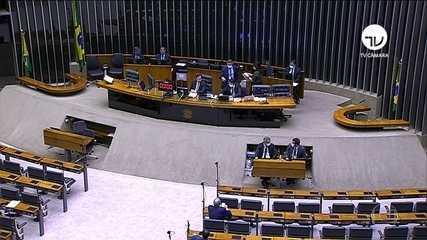 Câmara aprova projeto de socorro a estados e municípios