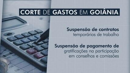 Prefeito de Goiânia assina decreto que prevê corte de gastos com pessoal