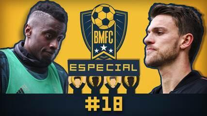 BMFC Especial #18: jogadores da Juventus e ex-goleiro Rustu se recuperam do Coronavírus