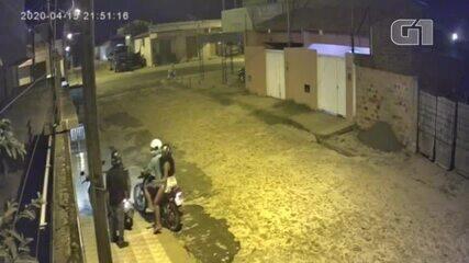 Entregador de produtos por aplicativo tem moto roubada na Zona Sul de Teresina