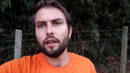 Empresário Luiz Falcão compartilha as novas práticas da startup para incentivar a compostagem