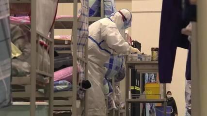 Documentos dos EUA questionaram segurança em laboratório de Wuhan, na China