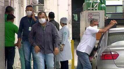 Ceará e Manaus estão com todos os leitos para Covid-19 ocupados