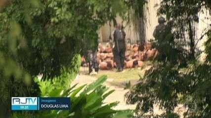 Internos do Degase fazem rebelião em unidade na Ilha do Governador