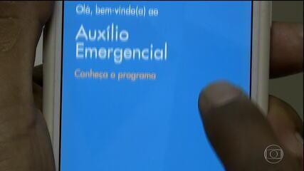 CPF regular foi um dos pré-requisitos para que brasileiros se cadastrassem no auxílio emergencial durante a pandemia
