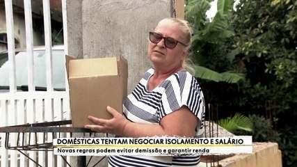 Patrões deixam de pagar empregadas domésticas. Advogado explica que direitos elas têm