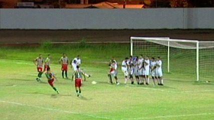 Final Roraimense 2006 - Baré 3 x 2 Atlético Roraima - 3º gol da partida (Caboja)