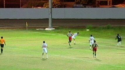 Final Roraimense 2006 - Baré 3 x 2 Atlético Roraima - 5º gol da partida (Stanley)
