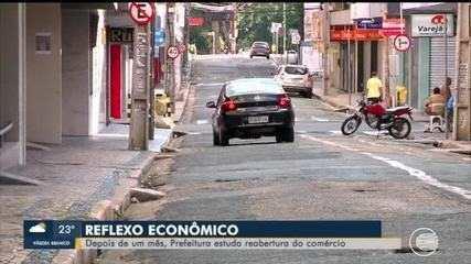 Prefeitura estuda reabertura do comércio em Teresina