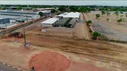 Inauguração de hospital de campanha em RR já foi adiada três vezes