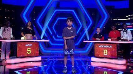 'Pequenos Gênios': crianças impressionam em novo quadro do 'Caldeirão'