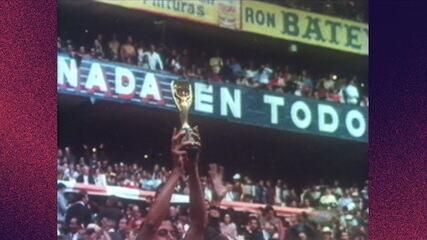 Melhores momentos: Brasil 4 x 1 Itália pela final da Copa de 1970