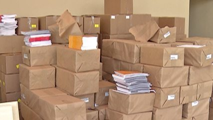 Mogi das Cruzes envia materiais educativos impressos para alunos da rede municipal