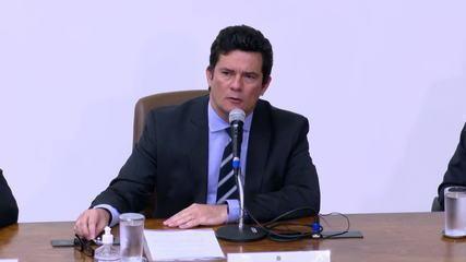 Moro diz que governo Dilma tinha 'crimes gigantescos', mas que manteve autonomia da PF
