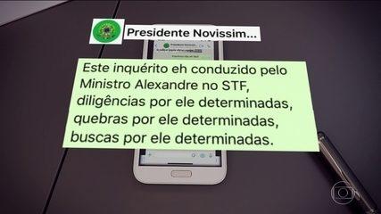 Mensagens reveladas por Moro ao JN provocam reações do meio jurídico e político