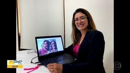 TJPE usa internet para dar continuidade a processos de adoção durante pandemia