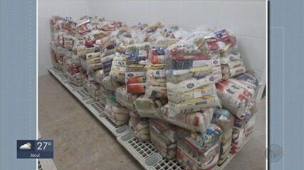 Conexão Solidária arrecada alimentos e produtos no Sul de MG