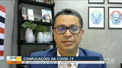 SES confirma morte de diretor de unidade prisional por Covid-19