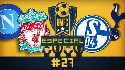 BMFC Especial #27: Os clubes tradicionais europeus há mais tempo sem títulos nacionais