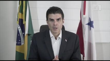 Helder Barbalho transforma Hospital Abelardo Santos em pronto-socorro para Covid-19 no PA