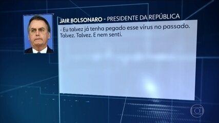 Juíza dá novo prazo para que Bolsonaro entregue laudos de exames de Covid-19