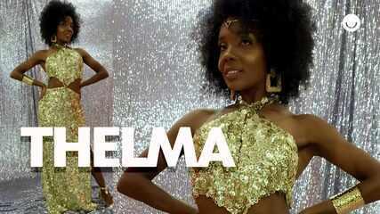 Confira os bastidores do ensaio de Thelma