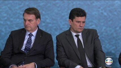 Moro depõe sobre a suposta interferência de Jair Bolsonaro nas investigações da PF