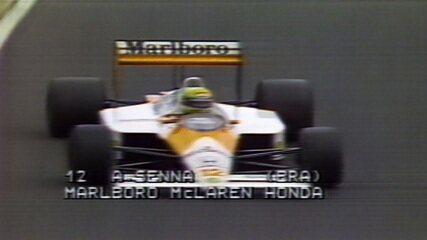 GP do Japão de 1988, o primeiro título mundial de Ayrton Senna