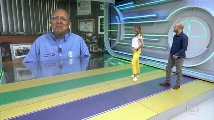Entrevista com o Galvão Bueno após a exibição do primeiro título mundial de Ayrton Senna