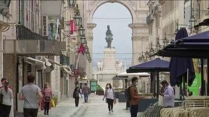 Portugal e Espanha começam a reabrir depois de enfrentarem pandemia de maneira diferente