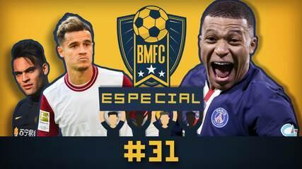 BMFC Especial #31: Mbappé, Lautaro, Coutinho... Veja possíveis (ou não) negócios da bola