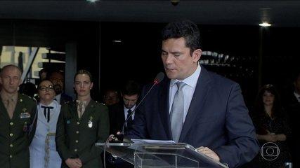 Moro reafirma à PF que Bolsonaro queria interferir politicamente na corporação