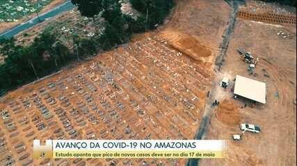 Coronavírus: MP do Amazonas entra na justiça para pedir medida rígida de isolamento