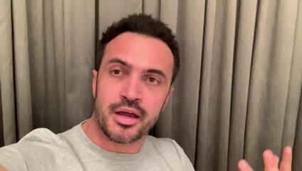 Falcão fala sobre o que aconteceu na final contra a Rússia