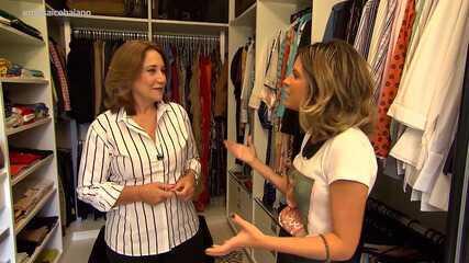 Paula Magalhães invade o guarda-roupa de sua mãe e ensina a ressignificar looks