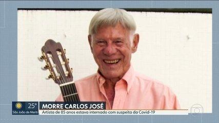 Morre aos 85 anos, o cantor Carlos José