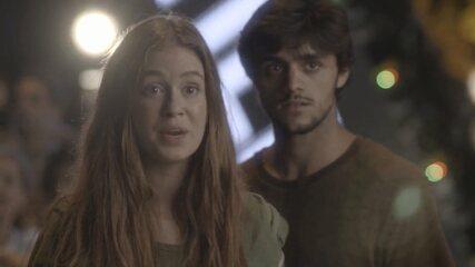 Com quem a Eliza de 'Totalmente Demais' vai ficar?