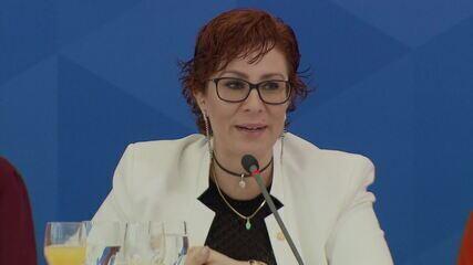 Deputada Carla Zambelli e delegados prestam depoimento na PF