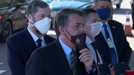 Bolsonaro: 'Mortes vão aumentar se a economia seguir sendo destroçado