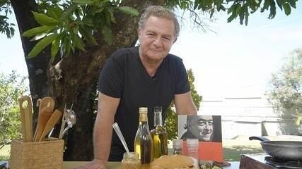 Fernando Kassab traz série de receitas de Vinícius de Moraes