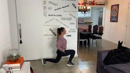 Minuto Esporte RPC: método de treino integrado trabalha o corpo todo