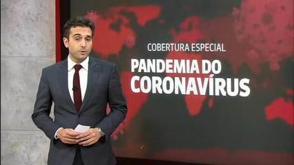 Ministério da Saúde: Brasil tem 16.118 mortos por coronavírus